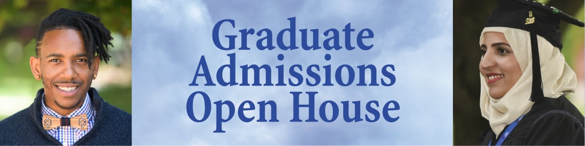 Graduate Admissions Open House