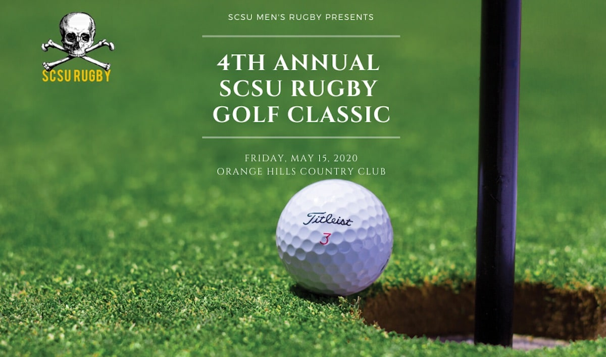 Golf image, 4th Annual SCSU Rugby Golf Classic