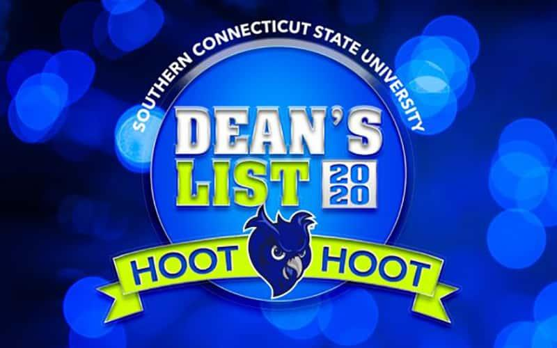 graphic for dean's list 2020