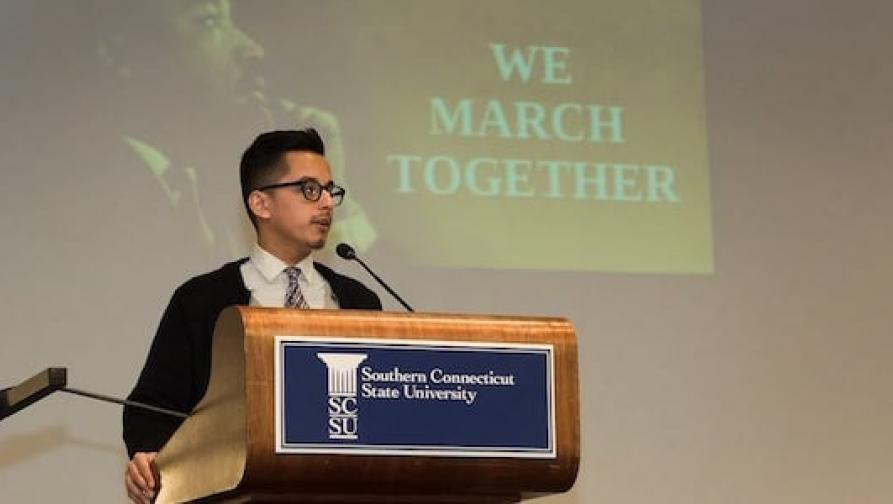We March Together presentation