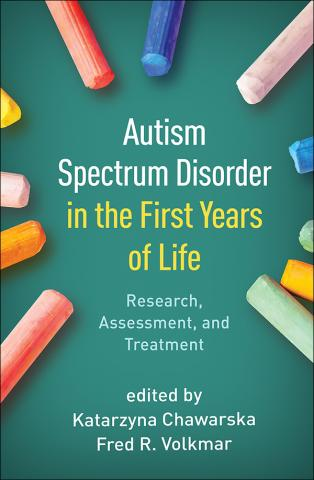 book cover of Autism Spectrum Disorder in the First Years of Life