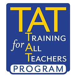 Training for All Teachers logo